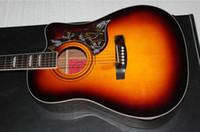 6 Strings acoustic guitar artist - 2011 Best Selling G CUSTOM Artist Acoustic DOVE Guitar in stock HOT electric guitar