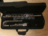 Wholesale Hole Flute with case Musical Instruments Woodwind Flute