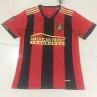 best atlanta - 2017 Atlanta United soccer jerseys best thai quality Atlanta United camisas de futebol Football shirts
