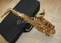 Wholesale YS Professional Alto Sax with free hardcase
