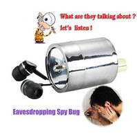 Wholesale Next room ear bug next room ear amplifer wall door listening device sample