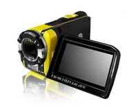 Wholesale Discount p Waterproof HD WD E5 Digital Video Camera inch Screen MP FULL HD Newest pc