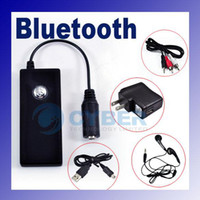 Wholesale SK BTI Stereo mm Bluetooth Audio Adapter for Speaker Earphone Black US Plug Adeal