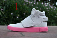 Wholesale 2016 NEW ARRIVE A D TUBULAR INVADER STRAP men SHOES HIGH boots
