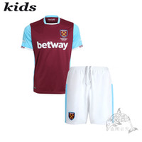 Wholesale Top Thai Quality West Ham away home Kids kit PAYET Soccer Jerseys West Ham Children youth Kits football clothes SHIRTS