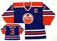 al por mayor ryan smyth-Edmonton Oilers 1987 CCM Vendimia Remolque # 33 MARTY McSORLEY # 31 GRAN FUHR # 94 RYAN SMYTH # 99 WAYNE GRETZKY Jersey de hockey