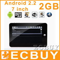 Wholesale Android tablet pc inch G laptop USB G Flash wifi webcam G sener ecbuy