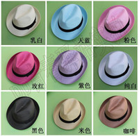 Wholesale 2011 New Arrival Fedora Men s fedora hat Fashion Hat