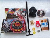 Wholesale 20 New series Beyblade D spinning top spin toy metal fusion models mix Ycbh