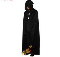 Wholesale Halloween Costumes Performance Apparel Costume For Halloween The black death cloak