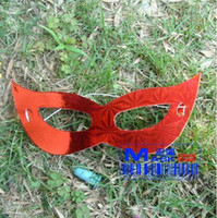 Wholesale Dance party show dance mask Halloween mask eye mask paper