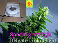 Wholesale NEW W UFO with SPECTRUMs Lamps Plant LED Cannabis Grow Light germination Blossom Growing NO