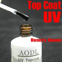 UV Top Coat Soak-off for Soak-off Color UV Gel Polish LED Gel Polish * 100% Quality Guaranteed!!!! *