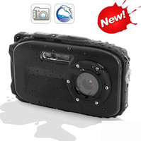 Wholesale 5MP Waterproof Sports Camera with Face Detection and Image Stabilization
