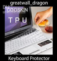 Wholesale 5pcs inch Durable High grade TPU Laptop keyboard cover skin protector for Gateway LT LT3110C