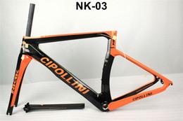 2017 marcos de carreras Marcos populares de la bicicleta del camino del marco del carbón de 2016 Cipollini NK1K T1000 3K que compiten con el marco libre de la bicicleta del marco NK 1K de la bicicleta marcos de carreras promoción