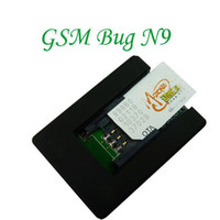 Wholesale N9 GSM bug Mini spy listening device hidden ear bug