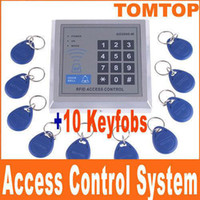 Wholesale Access Control Card RFID Proximity Entry Keypad Door Lock Access Control System H4362