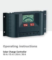 Wholesale Hotsale V V auto work A A A A Solar charge controller and Solar Energy Controller