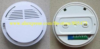 Wholesale 5pcs Photoelectric Wireless Smoke Detector for home alarm system