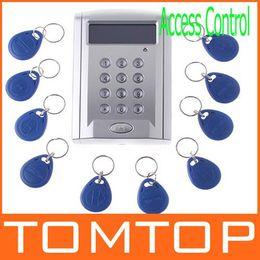Wholesale Brand new hr dispatch RFID Door Access Control entrance guard attendance machine Key card H4393
