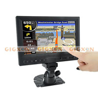 Wholesale 8 Inch LCD Touchscreen Monitor AV VGA HDMI Car Kit