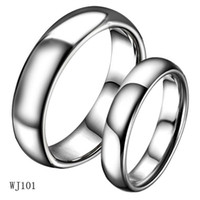 Wholesale NEW ARRIVAL TUNGSTEN RINGS wedding tungsten ring finger ring bands tungsten carbide couples ring