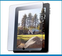 Wholesale Clear screen protector for ipad2