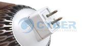 Wholesale 1 piece W VDC AC MR16 high Power Warm White focus LED Spot Brightness Light Bulb Lamp Studio Home Adeal