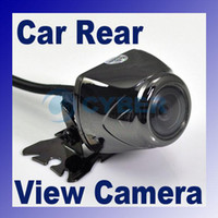 Wholesale 170 Degree TVL Night Vision Car Rear View Reverse Backup Color CMOS Camera Waterproof Gun Gray