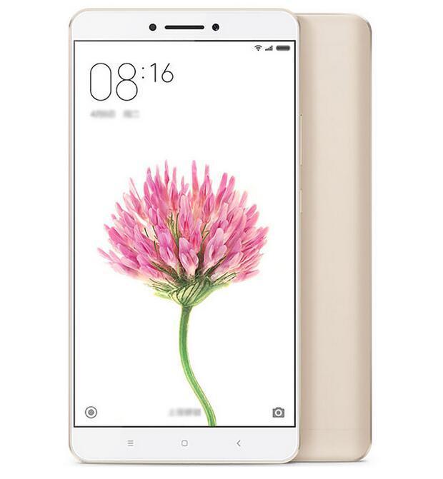 Buy Original Xiaomi Mi MAX Mobile Phone Snapdragon 650 Hexa Core 3GB RAM 64GB/128GB ROM 6.44 inch 4850mAh MIUI Fingerprint ID