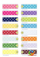 Wholesale quot mm yards Polka Dots Grosgrain Ribbon Polyester WY
