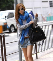 Wholesale 20pcs Candy colored scarves Woman s long scarf Christmas gifts Valentine s Day gifts