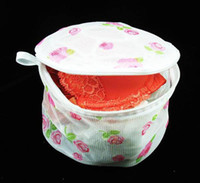 Wholesale MOQ Bra Washing Aid Laundry Saver Lingerie Bag Underwear Washing Bag