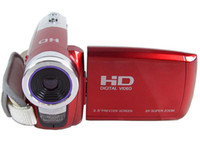 Wholesale Brand New Digital Video Camera Camcorder quot Touch Rotation LCD X Digital Zoom up to GB HD A70