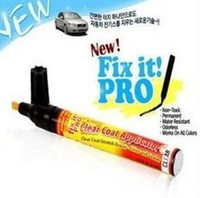 Repair Filler & Sealer Pen bags delivery - Fix It Pro Clear Car Scratch Repair Pen for Simoniz with OPP bag package Fast Delivery v75