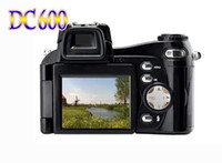 Wholesale 2 TFT Digital Video Camera Digital Camcorder DC600 Degree Rotation x Digital Zoom a4