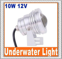 Wholesale Outdoor Lighting V W LED Light lamp spotlight Waterproof IP67 Free by dhl