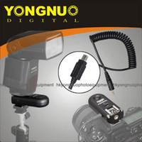 Wholesale YONGNUO RF Flash Trigger for Nikon D5000 D90 D3100 D7000