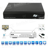 Wholesale Hot Sale Channels CH DVR Digital Video Recorder Standalone H Network Real Time Alarm VGA CCTV