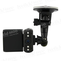 Wholesale Night Vision quot Car DVR HD P AVI H Digital Video Recorder DV Camera Microphone Black Box