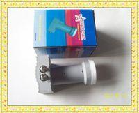 Wholesale STAR LNB Famous LNB Universal Ku Band Twin LNBF Ku band Dual Polarization LNBF Drop Shipping