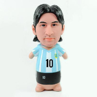 Wholesale 9 inch Argentina Messi doll money bank