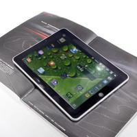 Wholesale 9 quot Andriod Tablet PC VIA MHz M Ram GB M Camera Flash10 WiFi