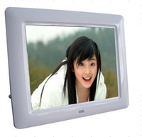 Wholesale 4pcs inch Digital Photo Frame lcd Digital Picture Frames with MP3 MP4