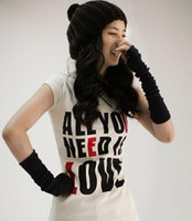 Wholesale 2011 Fashion Women s Gloves personality long mittens hot selling