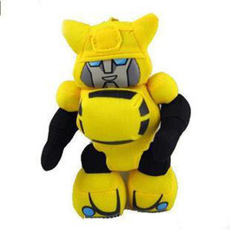 Wholesale Fashion children toy animated software diamond G1 Bumblebee new bottled cm high AC110