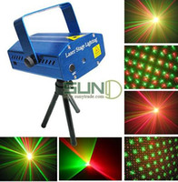 150mW Green& Red Laser DJ Party Stage Lighting Light SG- 0...