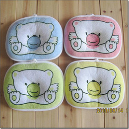 Wholesale NWN New Cartoon Shape Pillow Baby Pillows SOFTLINE Health Pet Pillow Newborn baby pillow