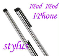 Wholesale Christmas g g resistance Screen universal stylus touch pen for Apple IPhone IPod IPad